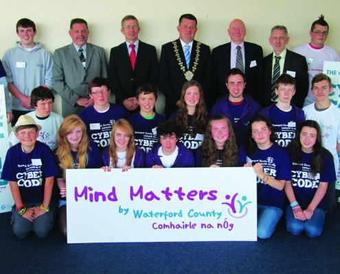 Waterford County Comhairle na nÓg