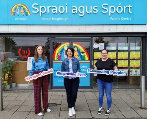 Spraoí agus Spórt, Carndonagh, Co Donegal